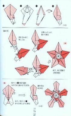 Origami hoshi to yuki no moyo (in Japanese).