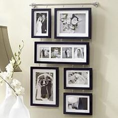 Bamboo Deluxe Wall Gallery Frame 01 Inspired By The