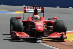 2009 Ferrari F60 (Luca Badoer)