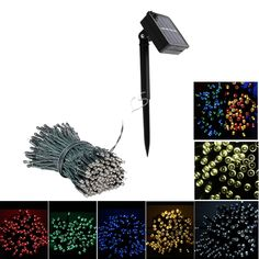 Special Chance for 200 Led Christmas Tree Garland Houses/Street Garden Waterproof Solar Chain String Fairy Lights Outdoor Valentines Decoration