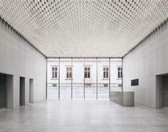 Bündner Kunstmuseum by Barozzi Veiga //@studiogabe - architecture