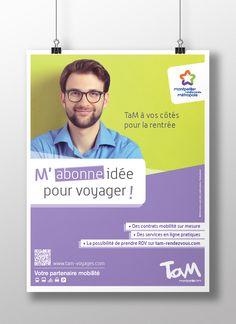 La campagne rentrée TaM 2015
