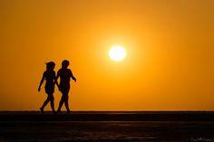 www.italianobrasileiro.com  Jericocoara (CE) - Romantico tramonto Foto: Karol Moreira