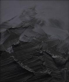 zwischen himmel und erde, nr. 41, 2009, 60x50 cm, oil on canvas