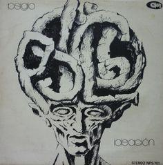 Rock progresivo de los 70's. Psiglo.-