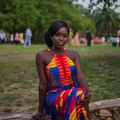 "336 Likes, 12 Comments - Weaves, Wigs Caps N Makeup (@phab_hairnmakeup) on Instagram: ""And God brought it to a beautiful end  #firstclasshonors# God did this Kente @goba_kente…"""