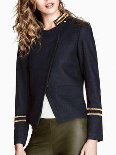 Military Short Coat