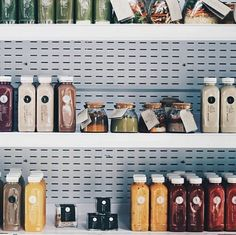 The Pressed Fridge. Pressed Juices - Positively Life Changing