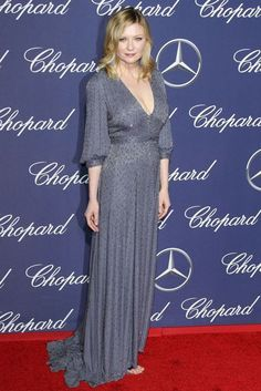 Kirsten Dunst arrived in a custom Ralph & Russo couture gown.