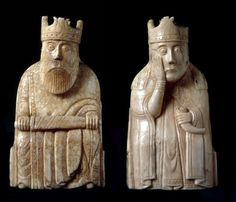 The Game of Kings  Medieval Ivory Chessmen from the Isle of Lewis    The Cloisters Museum and Gardens  The branch of The Metropolitan Museum of Art for medieval art and architecture