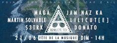 Fête de la musique 21/06/2015 @ Cap d'ail