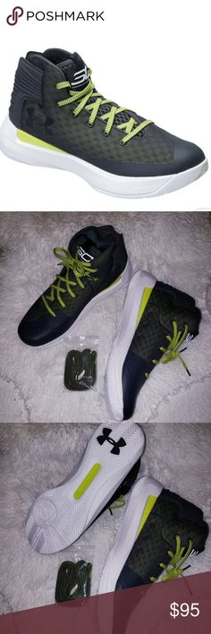 69248105c66 🆕️Under Armour Steph Curry 3zero Sneakers