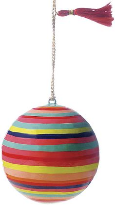#decoratecollorfully luna bazaar ornament