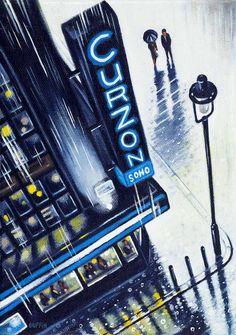 Catto Gallery | John Duffin Solo exhibition 2016 | Curzon, Soho II
