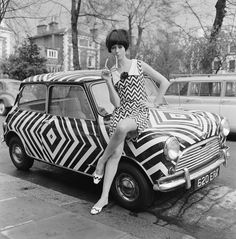 60's fashion photography