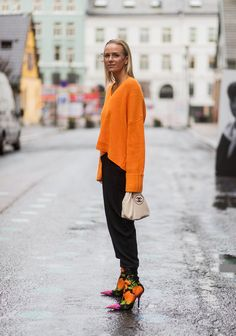 Can We Talk About Scandinavian Street Style? via @WhoWhatWearAU