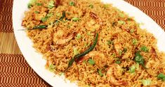 Thai Prawn Rice Recipe by Chef Gulzar Hussain