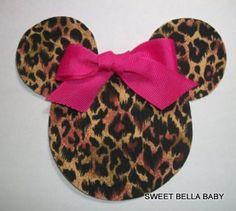 Large+DIY++Brown+and++Black+Leopard+++Minnie+by+SweetBellaBaby