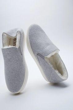 TRAINERS WITH FAUX FUR | ZARA Australia Zara Australia, Grey Sneakers, Sneakers Women, Zara United States, Lounge Wear, Faux Fur, Slippers, Shoe Bag, Heels