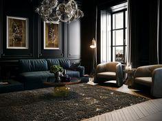 "Check out this @Behance project: ""Black Classick Livingroom"" https://www.behance.net/gallery/44015003/Black-Classick-Livingroom"