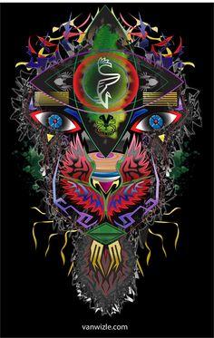 PSYCHOTIC CREATION 3