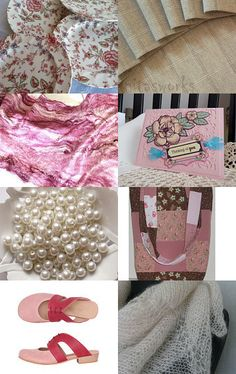 Pink Kiss by Heather on Etsy--Pinned with TreasuryPin.com