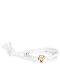 TAMARA COMOLLI Paisley Flower slider Diamond in 18k rose gold