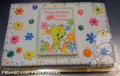 tweet bird cakes - Google Search