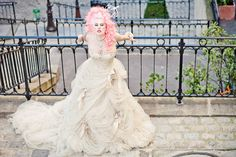 Ian Stuart - Antoinette Rock n Revolution / A Parisian Punk Rock Marie Antoinette Photo Shoot; The Final Results!