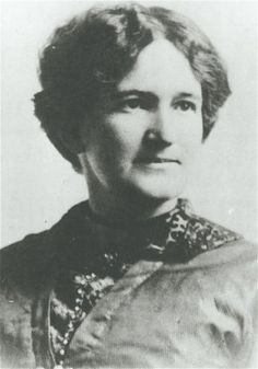 "Nellie McClung- A Canadian women's suffragist and temperance advocate, Nellie McClung was one of the ""Famous Five"" Alberta women who initiated and won the Persons Case to have women recognized as persons under the BNA Act. She was also a popular novelist and author. Taken from: http://canadaonline.about.com/cs/historywomen/p/nelliemcclung.htm"