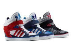 Adidas Wedge 'Hidden Heel' Collection - cuñas deportivas adidas