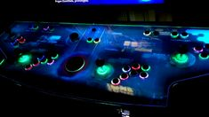 The Prettiest Darn Arcade Cabinet You'll See Today | Hackaday