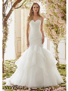 House of Brides - Voyage by Mori Lee