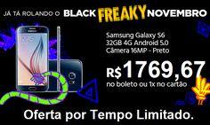 Oferta Pré-Black Friday😨 da Black Freaky Novembro😱😱 🔵Tempo Limitado⏳ 🔵Acesse👉bit.ly/seus6
