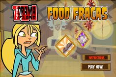 Total Drama Island is rife with stereotypical teenagearchetypesand for a show about those teenagers being on a reality game show, that's just about right. The show itself parodying reality game shows adds that bit of extra humor required to make for an interesting series. Making flash games for the show wouldn't seem that difficult to pull off either as parodying reality game shows means that a game can simply be based off of almost any of the challenges featured in the series.