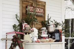 Christmas Decoration Ideas for Your Front Porch
