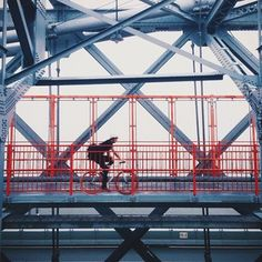 Afterward, bike across the Williamsburg bridge!   14 Non-Touristy Things Everybody Should Do In NYC