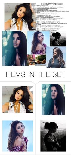 """Selena Gomez"" by where-the-wild-thing-are ❤ liked on Polyvore featuring art"