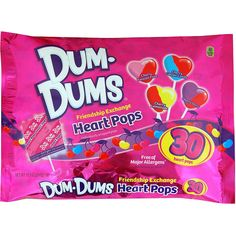 The Allergy Free Wife's Top 14 Allergy-Free Valentine's Day picks. Dum Dums Allergen-Free Pops are nut-free, gluten-free, and dairy-free. Fun Valentines Day Ideas, All Valentine Day, Cherry Lemonade, Cherry Candy, Free Candy, Kids Party Supplies, Personalized Favors, Get The Party Started, Party Stores