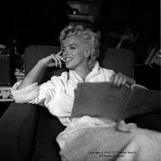 vintage everyday: Iconic Photos of Marilyn Monroe by George Barris