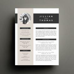 Lettre de motivation et CV créatif modèle pour par RefineryResumeCo
