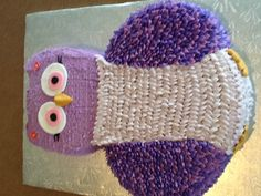 Owl  Between the layers. Sweets by Mandy betweenthelayerstreats@gmail.com