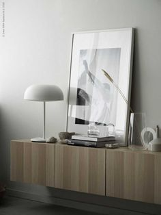 IKEA Livet Hemma Inspiration and a trick on how to achieve the looks - Only Deco Love Ikea Inspiration, Interior Inspiration, Living Tv, Living Room, Ikea Storage Solutions, Estilo Interior, Interior Decorating, Interior Design, Modern Cabinets