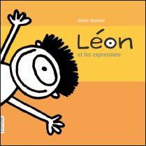 leon - expressions figurées  5 à 11 ans Expressions, Lectures, Annie, Bart Simpson, Childrens Books, Albums, Images, Note Cards, Music Store