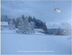 Snowstorm in beautiful, Islesboro, Maine