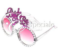 Occhiali Bride to Be - Prodotti per Addio Nubilato / Celibato - Gadget - accessori e gadget per matrimoni e feste - E-speciale