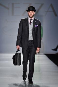Finezza Spring/Summer 2016 - World Mastercard Toronto Fashion Week - Male Fashion Trends