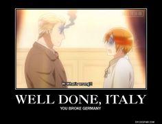 Oh Italy... by PerryTheTeenageGirl.deviantart.com on @deviantART