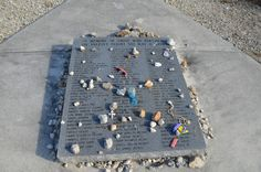 Flight 592 memorial stone - ValuJet Flight 592 - Wikipedia, the free encyclopedia