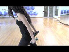 Rutina de ejercicios de tríceps